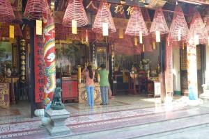 世界遺産の街並観光(ベトナム中部ホイアン)