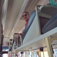 フエ発ホイアン行きのスリーピングバス-i