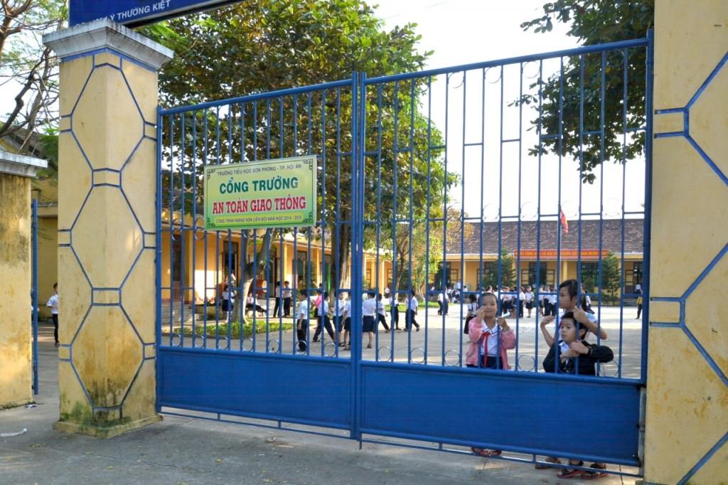 ホイアンの小学校-HoiAn_47