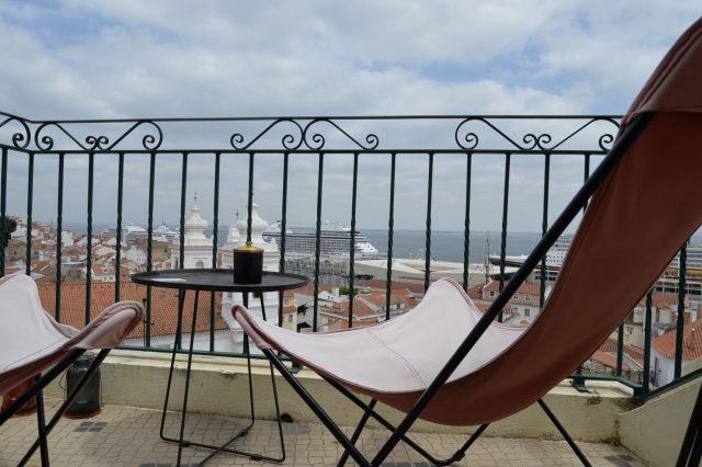 Alfama Suite Viewからの眺望-1