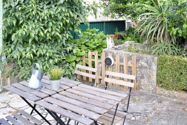 シントラ・ブティック・ゲストハウスの庭